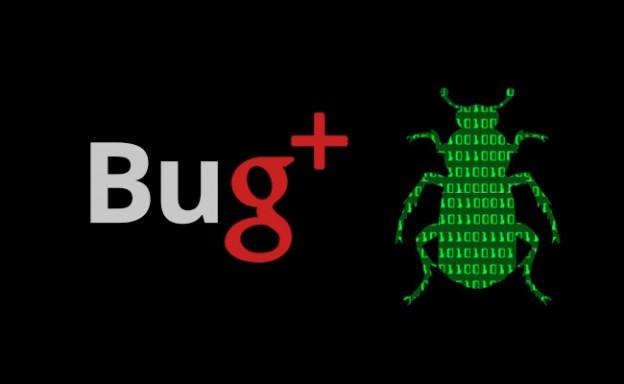 Bug-in-G+