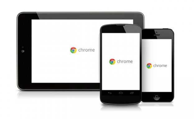 Chrome-for-mobile-devices