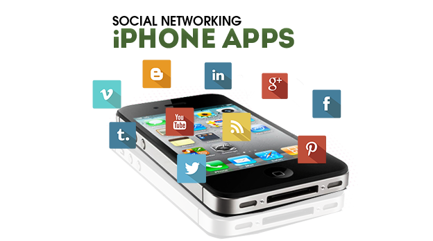 iPhone Apps for Social Networking