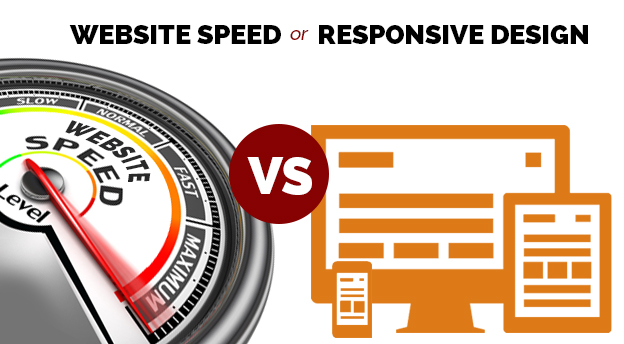 Website Speed or Responsive Design.