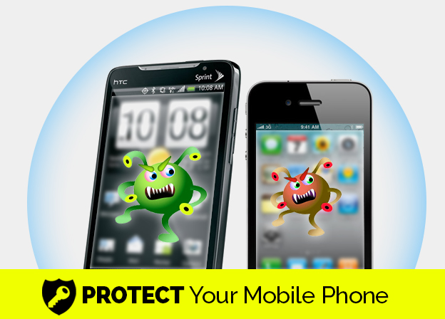 How You Can Protect Your Mobile Phone from Malwares/Viruses