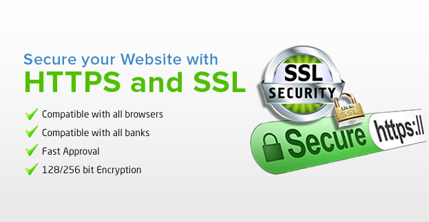 Secure Website with HTTPS and SSL