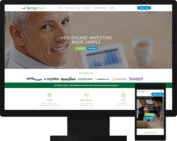 Crowdfunding Platform for Health Care Entrepreneurs Launched