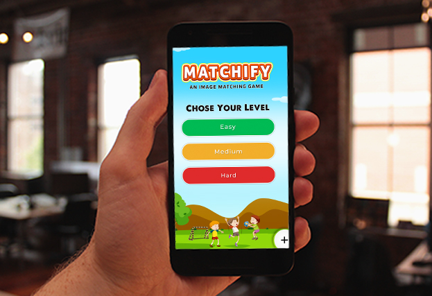 Image Matching Android Game