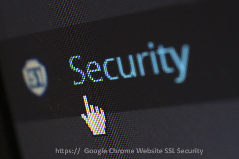 Setup your site with HTTPS to avoid 'Not Secure' Warning
