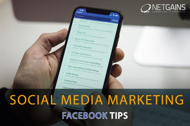 social media marketing facebook tips